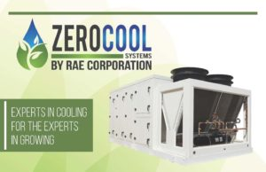 Experts in Cooling for the Experts in Growing